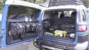 survival truck gear fj cruiser bug out vehicle contents part 3 youtube
