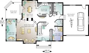 house plans open floor plans small home concept home plans open
