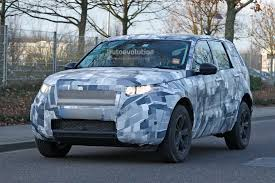 land rover lr2 2008 spyshots 2015 land rover lr2 is now a baby lr4 autoevolution