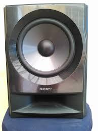 sony home theater subwoofer 10 u0027 u0027 sony passive subwoofer resonant frequency