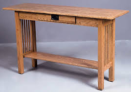 ames handcrafted mission style amish made furniture woodworking
