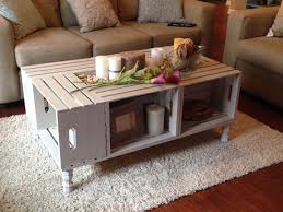 Diy Wood Crate Coffee Table by Shabby Chic Wine Crate Coffee Table By Nottooshabbyhome On Etsy