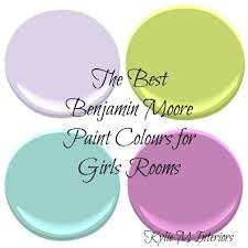 the best benjamin moore paint colours for a girls room benjamin