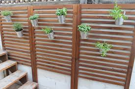 Ikea Outdoor Planters by Weekend Project U2013 Patio Garden