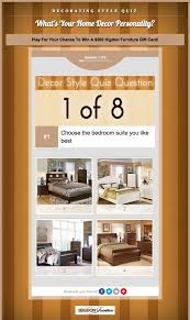 home decor quiz wpsd tv leveraged a quiz to provide advertiser with sales leads