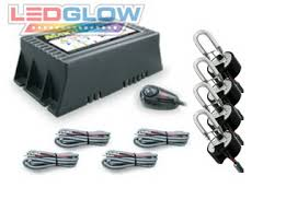led strobe light kit universal led glow hid strobe light kit 4pc lu strobe 4pc by led