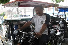 philippine tricycle png tricycle driver hopes to become an entrepreneur someday