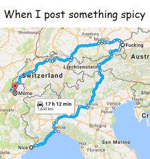 Google Maps Meme - spicy meme google maps parodies know your meme