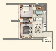 apartments 1 bedroom luxury serviced suites apartments singapore the club one