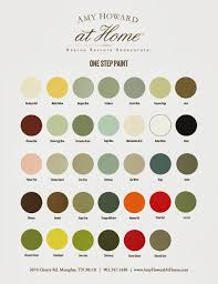 amy howard one step paint color card rescue me furniture diy