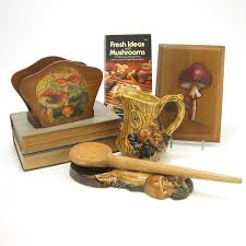 49 best my mushroom kitchen images on pinterest mushrooms retro