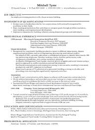 Examples Of Job Resume by Download Sample Employment Resume Haadyaooverbayresort Com