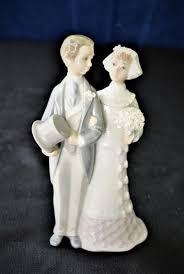 lladro wedding cake topper best lladro and groom online