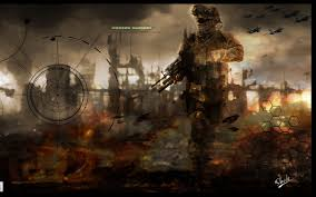 modern warfare 2 ghost face mask wallpapers hd call of duty group 71