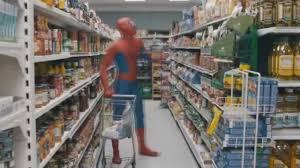 Spiderman Rice Meme - spider man uncle ben s supermarket youtube