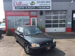 2001 hyundai accent pelloni auto sales