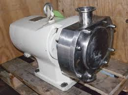 alfa laval g u0026h 622p rotary sanitary lobe pump u2013 gpm surplus