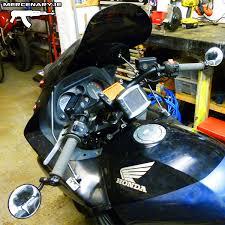 honda cbr 1000f mercenary garage cbr1000f touring modifications