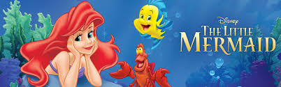 mermaid film u0026 character disney uk