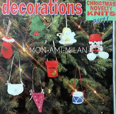 drum knitting pattern knitting pattern to make christmas tree decorations angel postbox