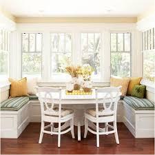 dining room corner breakfast nook furniture with tripod round