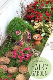 broken pot fairy garden tutorial with video fairy gardens and nice
