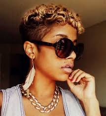 really cute pixie cuts for afro hair 5 cute curly pixie haircuts for black women