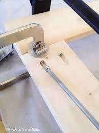Kreg Jig Table Top Restoration Hardware Knock Off Salvaged Wood Balustrade Coffee