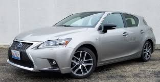lexus ct f sport review 2017 lexus ct 200h f sport the daily drive consumer guide