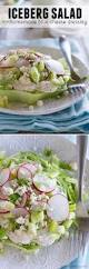 Ina Garten Greek Salad Iceberg Salad With Homemade Blue Cheese Dressing Taste And Tell