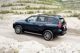 land cruiser 2017 toyota land cruiser prado refreshed with new looks more luxury