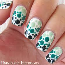 green and black flowers nail art tutorial youtube one color nail