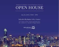 Showroom Invitation Card Megaworld Makati Invites You To Saturday Brunch U2013 Megaworld Makati