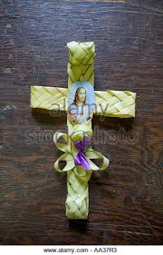 palm sunday crosses palm crosses stock photos palm crosses stock images alamy