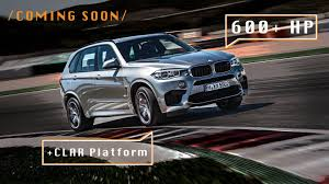 bmw jeep 2017 next bmw x5 m to make more than 600 horsepower report says the