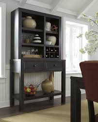 Dining Room Hutches Styles Dining Room Top Black Dining Room Server Style Home Design