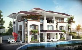 contemporary modern ultra 3d houses design concept amazing