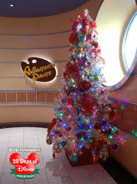25 days of disney christmas day 23 christmas trees of the disney