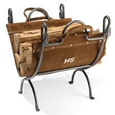 cool firewood carrier with style u2014 wow pictures