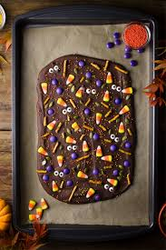 halloween candy dish how to make halloween candy bark in 3 easy steps discover