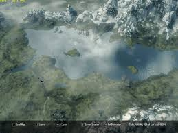 Naruto World Map by High Quality 3d Map At Skyrim Nexus Mods And Community