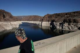 Climate Change Is Shrinking The Colorado River Source Colorado Environment Worries Rising As Colorado River Water Runs Low