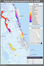 St Augustine Map Maps Planning For Sea Level Rise In The Matanzas Basin