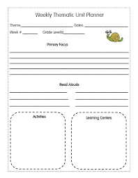 homeschool lesson planner pages