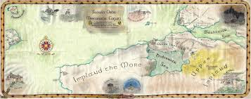 Narnia Map Why Do They Quote Shakespeare On Mercury A Pilgrim In Narnia