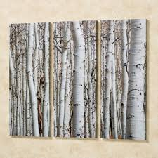 amazing 30 birch tree wall art design inspiration of best 25 birch tree wall art birch trees triptych canvas wall art set