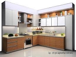 kitchen set furniture gambar kitchen set modern dapur minimalis idaman