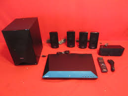3d home theater system sony bdv e3100 5 1 channel 3d blu ray disc home theater system wi