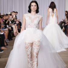 non traditional wedding dresses nontraditional wedding dresses bridal fashion week fall 2016