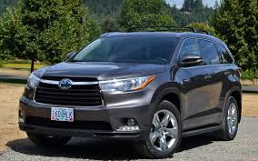toyota highlander 2015 the 2015 toyota highlander hybrid is a comfortable and stylish way